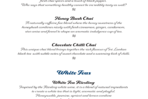Chai Teas-1